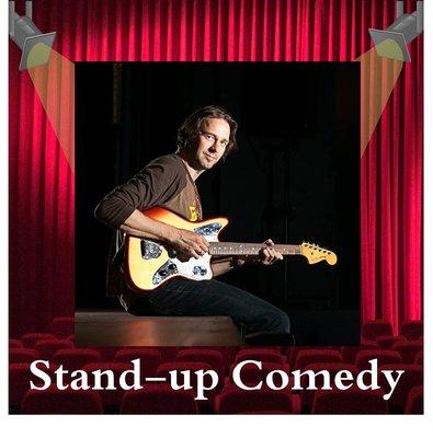 Stand-up Comedy - Open Mic & Roel C. Verburg, op vrijdag 31 januari 2020 om 20.30 uur