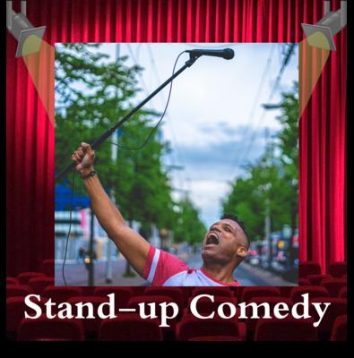 Stand-up Comedy - Open Mic & Chris van der Ende, op vrijdag 29 november 2019 om 20.30 uur