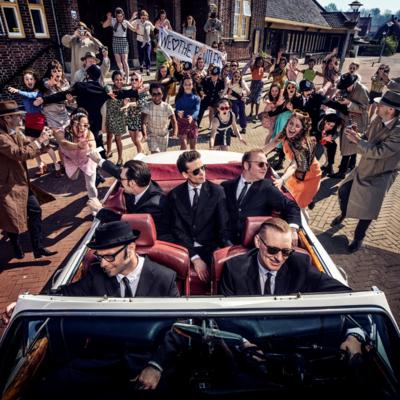 The Bentleys - To Liverpool And Back, op zaterdag 28 maart 2020 om 20.30 uur