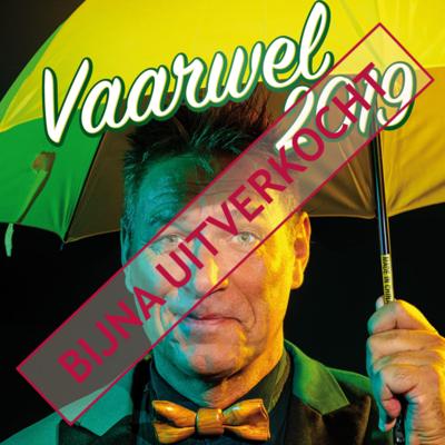 Sjaak Bral - Vaarwel 2019 (try-out), op zondag 24 november 2019 om 20.30 uur
