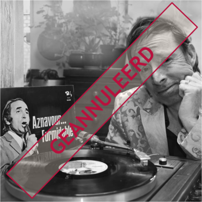 Michael Abspoel & Marc Bischoff - Vive Aznavour!, op zaterdag 4 april 2020 om 20.30 uur