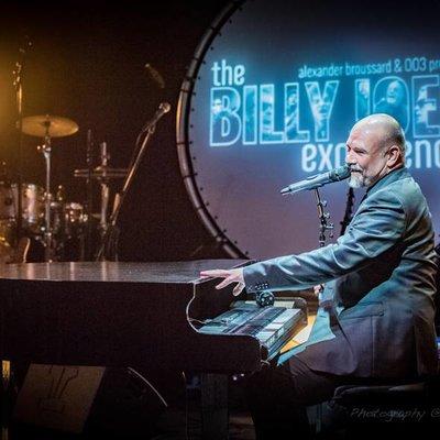 Alexander Broussard & 003 - The Billy Joel Experience, op vrijdag 23 oktober 2020 om 20.30 uur
