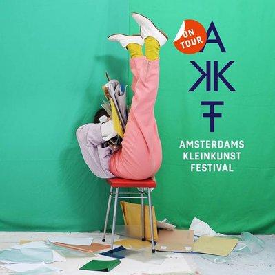 Finalisten Amsterdams Kleinkunst Festival - Finalistentournee 2020, op zaterdag 31 oktober 2020 om 20.30 uur