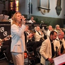 Big Band Bollenstreek - Big Band Bollenstreek 40+, op vrijdag 3 mei 2019 om 20.30 uur