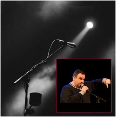 Stand-up comedy met Bert Kleijweg, op vrijdag 15 maart 2019 om 20.30 uur