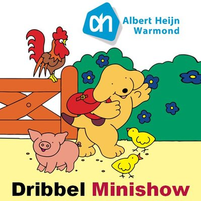 Theater Terra - Dribbel Minishow, op zaterdag 8 februari 2020 om 15.00 uur
