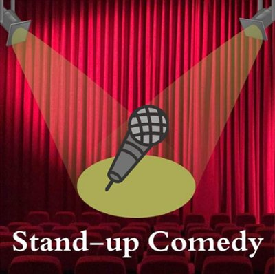 Combikaart 'Stand-up Comedy'